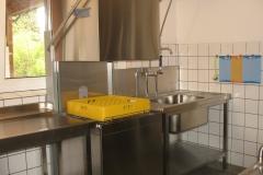 Spülküche neu