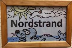 Nordstrand zugeschnitten